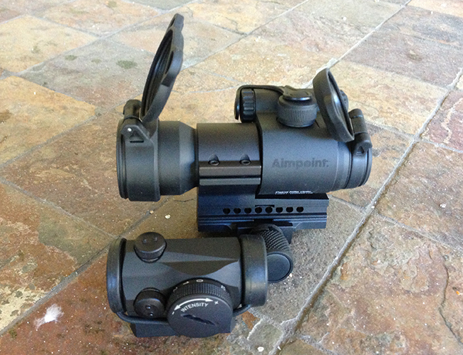 Aimpoint Partrol Rifle Optic Micro T 1 Review Ballistics 101