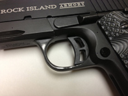 Rock Island Armory tactical 1911 VZ Grip
