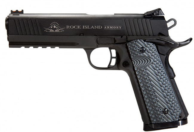 Rock Island Tactical Vz Grip 2011 Review