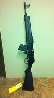 Saiga 7.62x39 In Stock Form
